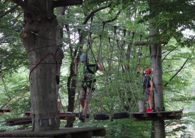 Bild aus dem Waldseilpark 2