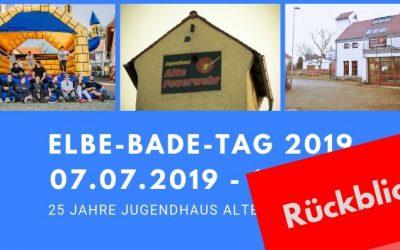 Spendenschwimmen zum Elbe-Bade-Tag 2019 – Rückblick